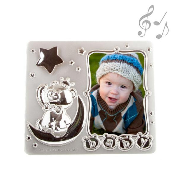 Musical Star Baby Frame