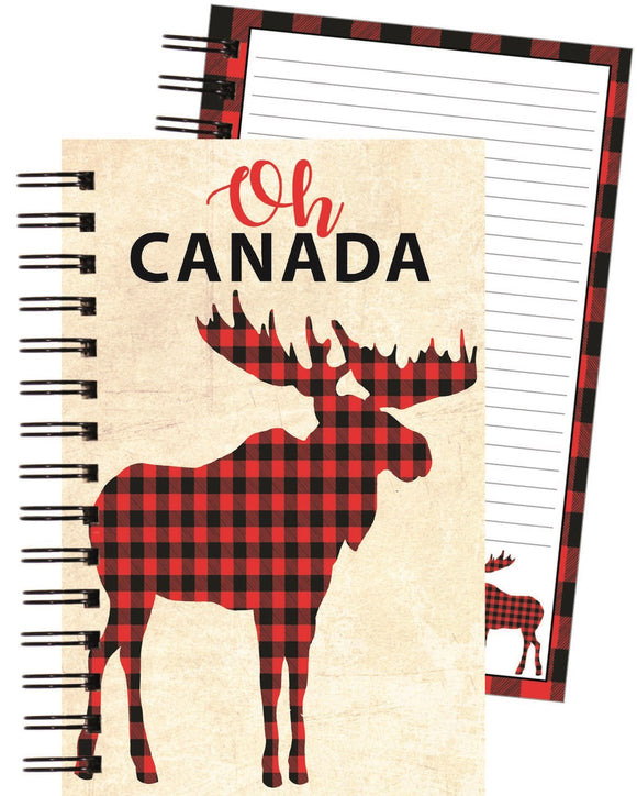 Plaid Moose Journal