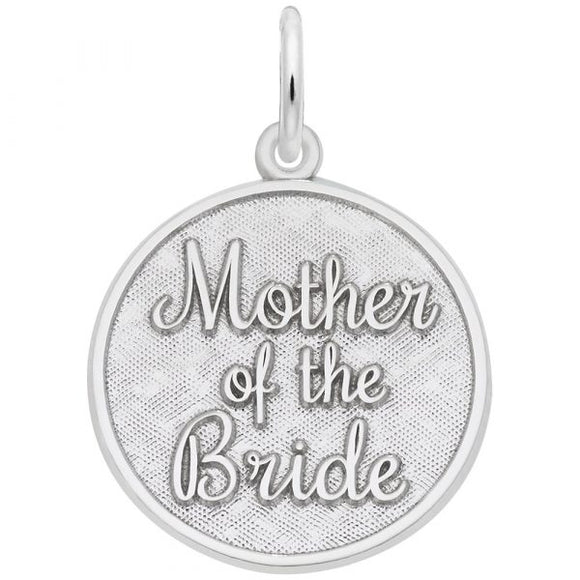 Mother of the Bride Charm