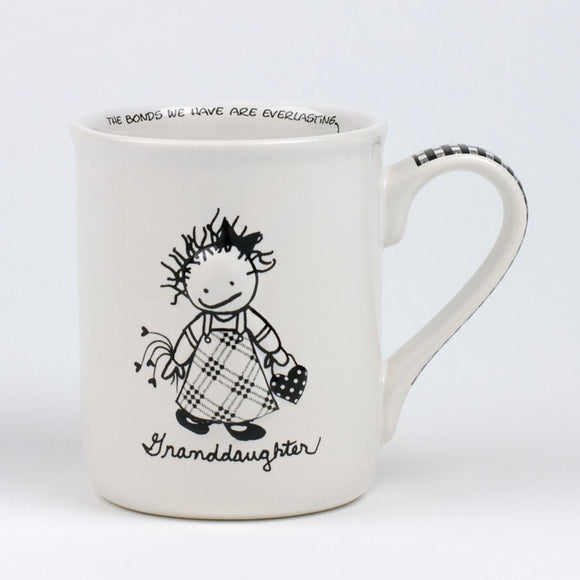 Children of the Inner Light Granddaughter Mug