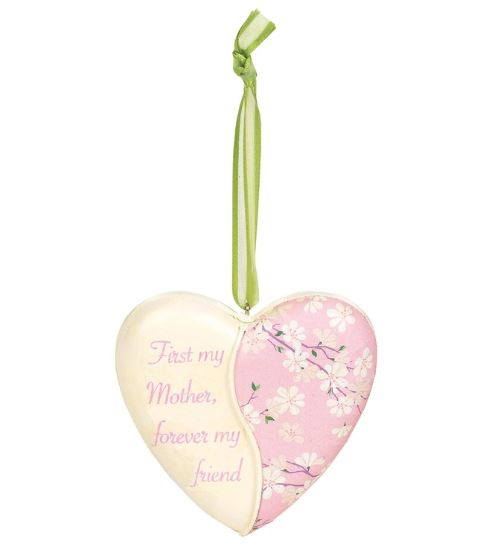 Mother Heart Ornament