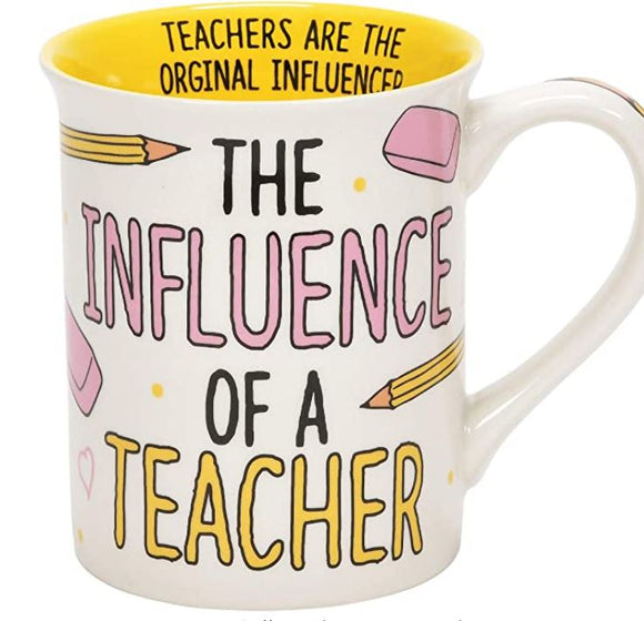 Teachers Original Influencers Coffee Mug