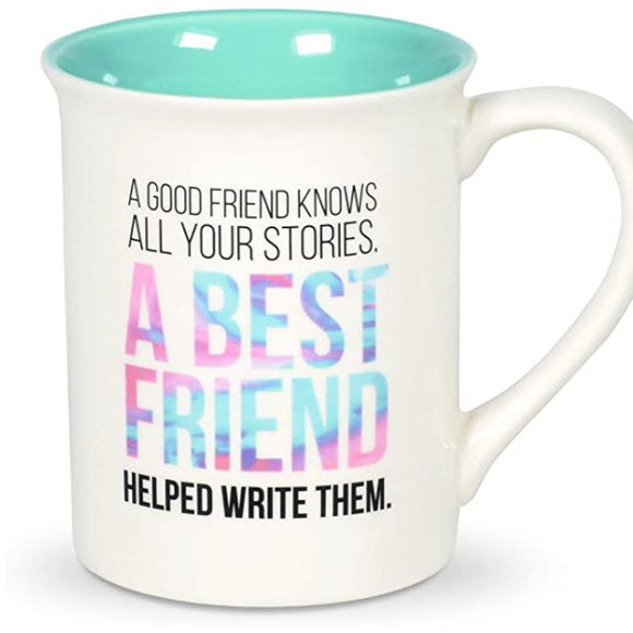 Our Name is Mud Mug A Best Friend Stories