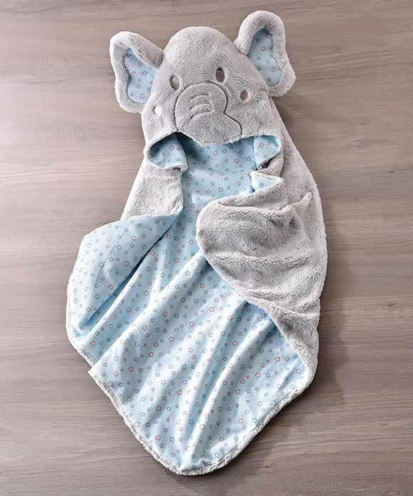 Li'l Elephant Hooded Bath Towel