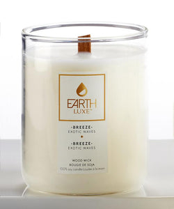 Earth Luxe Breeze Exotic Waves 100% Soy Candle