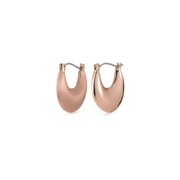 Alma Rose Gold Plated Earrings