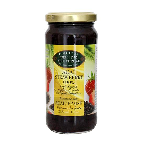 Beit Yitzhak 100% Fruit Spreads - Acai Strawberry