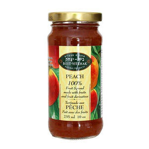Beit Yitzhak 100% Fruit Spreads - Peach