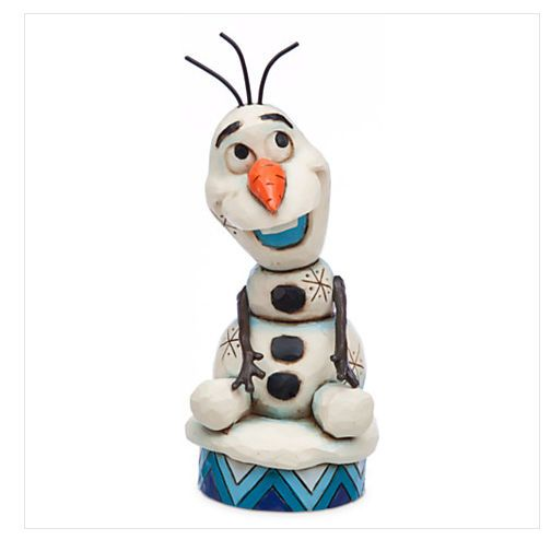 Disney Traditions Silly Snowman