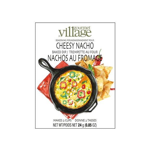 Gourmet du Village Cheesy Nacho Seasoning