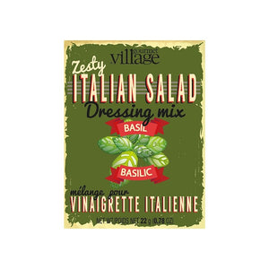 Zesty Italian Salad Dressing Mix 22g