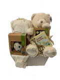 Neutral Baby Basket 165