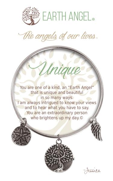Earth Angel Bracelet: Unique Charm