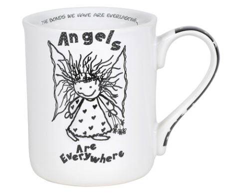 Children of Inner Light Angel Mug