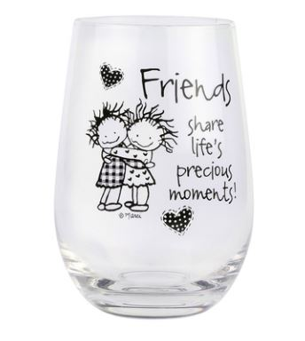 Children of Inner Light Friends Stemless Glass
