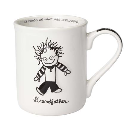 Children of Inner Light Grandfather Mug