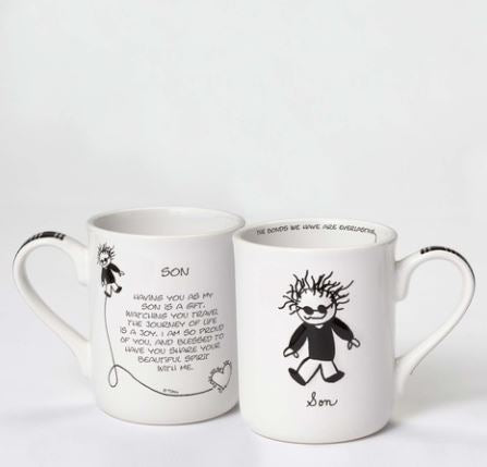 Children of Inner Light Son Mug