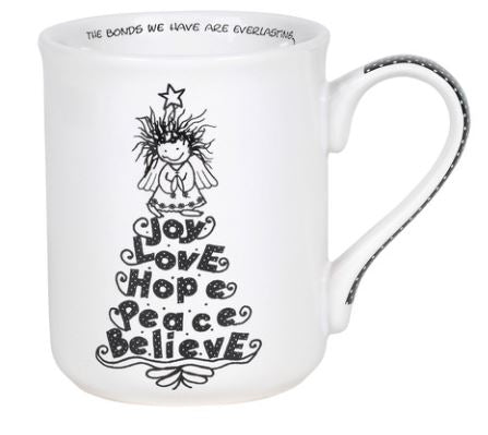 Children of Inner Light Christmas Tree Mug