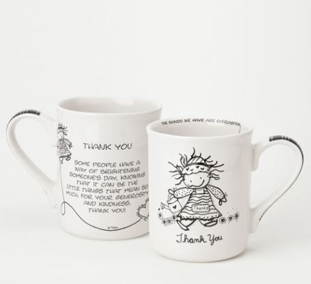 Children of Inner Light Thank You Mug