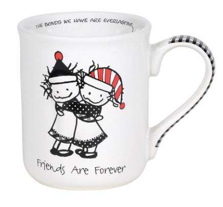 Children of Inner Light Hug Christmas Mug