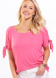 Charlie Paige Short Sleeve Top