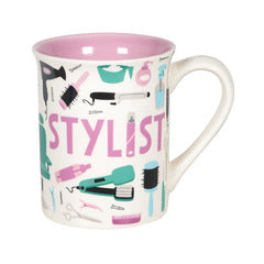 "Our Name is Mud ""Stylist"" Mug"