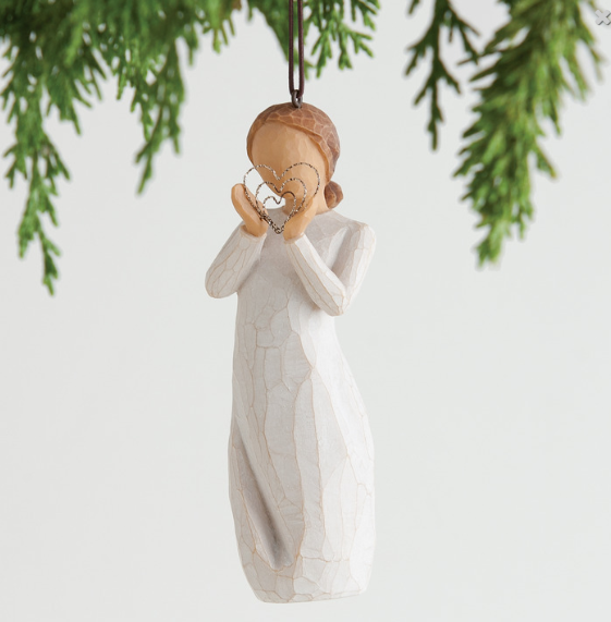 Willow Tree Lots of Love Ornament