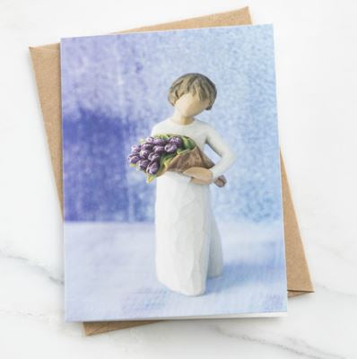 Willow Tree Surprise Notecards