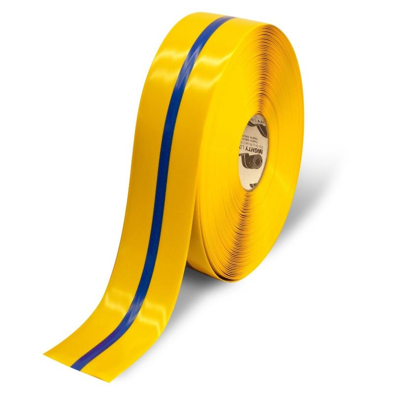 The Floor Tape Store Mighty Line Colored Center Floor Tape