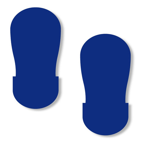 Mighty Line BIG Footprints (Pack of 25)