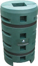"Special ""Green"" Recycled Column Sentry"