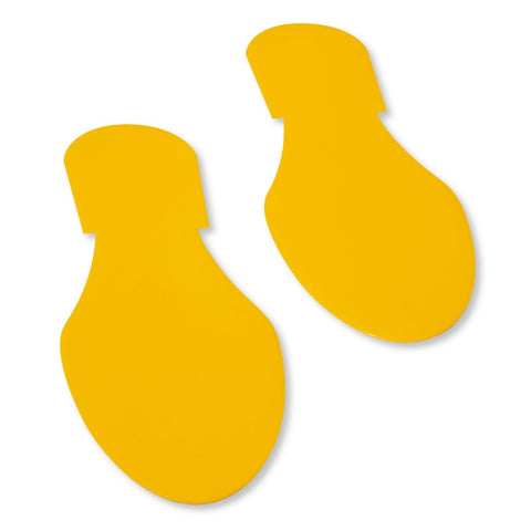 Mighty Line Footprints (Pack of 25)
