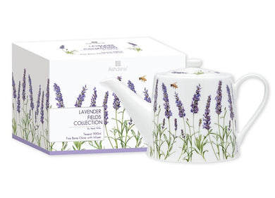 Lavender Fields 900ml Infuser Teapot