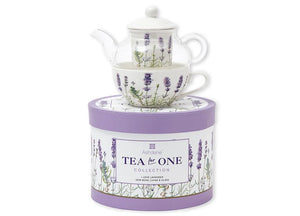 Lavender Fields Tea For One