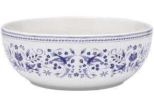 Blue Mazarine Salad Bowl