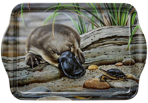 Fauna of Aus Platypus & Turtle Scatter Tray