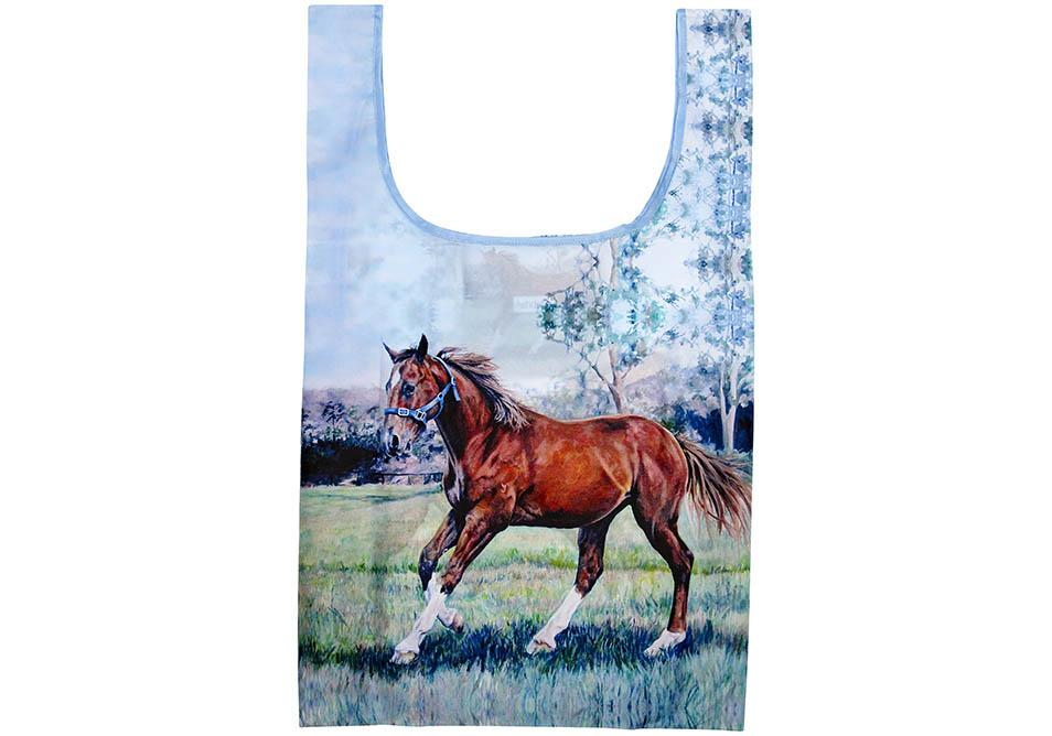 Beauty of Horses Cantering Spirit Shopping Bag