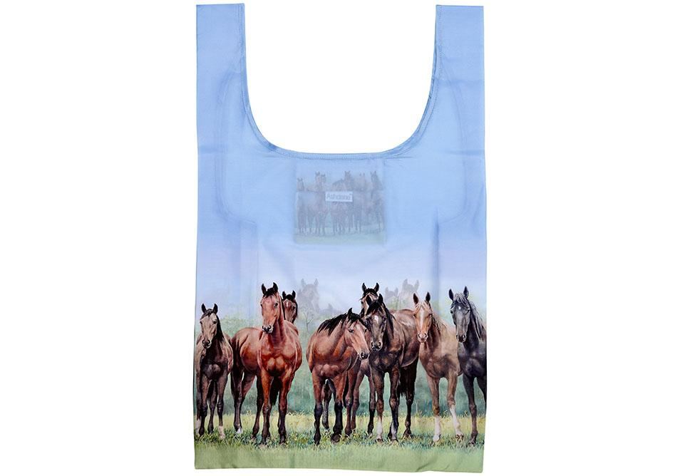Beauty of Horses In the Pasture Shopping Bag