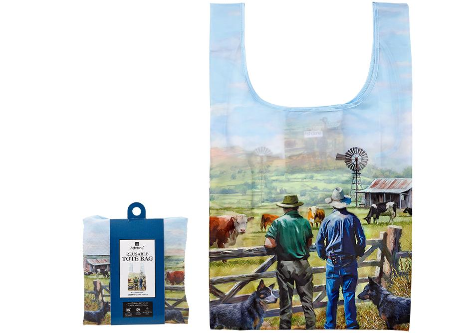 A Farming Life Shopping Bag