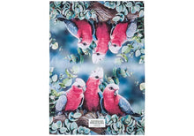 Load image into Gallery viewer, Aus Bird & Flora Galah Kitchen Towel