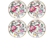 Load image into Gallery viewer, Jardin Peony Side Plate Set Of 4