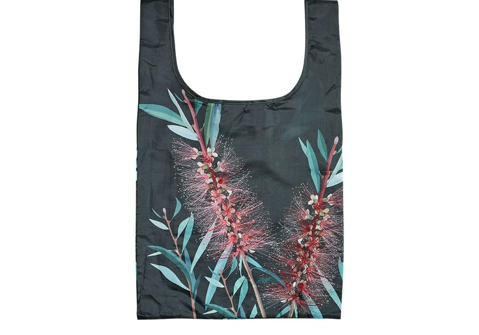 Native Grace Bottlebrush Shopping Bag