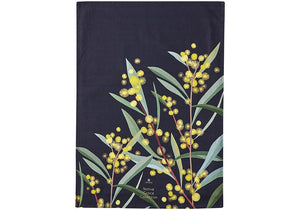 Native Grace Wattle Kitchen Towel