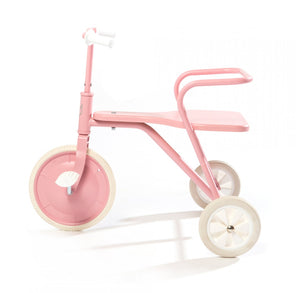 Tricycle en métal Rose