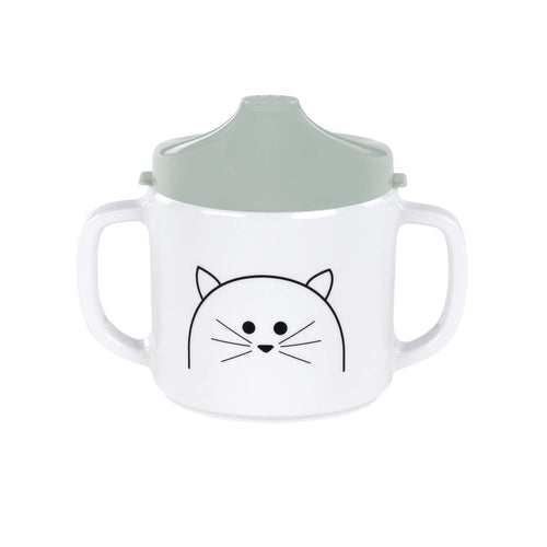 Tasse d'apprentissage Chat