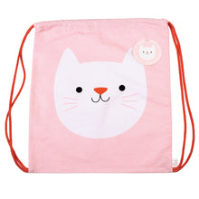Charger l'image dans la galerie, Sac de sport souple Cookie le chat