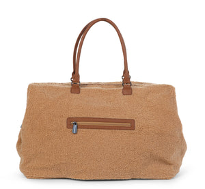 Sac à langer Mommy Bag Teddy Marron