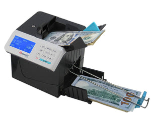 Mixed Bill Counter & Counterfeit Detector