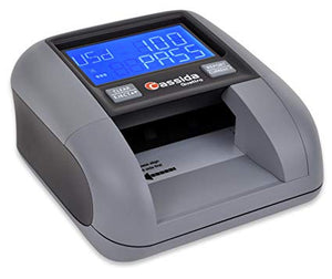 Counterfeit 4-Way Detection Scanner