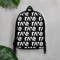 Black Rave Backpack